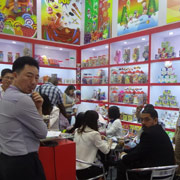 Guangdong Xinle Foods Corp.,Limited - We attend various fairs