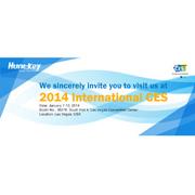 Huntkey Enterprise Group - CES2014 Invitation Letter