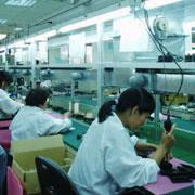 GIGA-TMS Inc (AutoID) - The production line