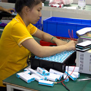 Shenzhen JQB Industrial Co. Ltd - QC and R&D