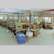 Wenzhou Onkak Impex Co. Ltd - Injection molding department