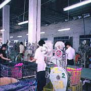 Kinlux Industrial Corporation - High-speed machines used in OEM production
