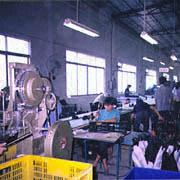 Kinlux Industrial Corporation - Well-trained laborer working on an OEM product order