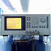 Chequers Electronic (China) Limited - One of the HP Network Analyzers used for checking quality