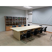 Dongguan Qiwei Metal And Mold Factory - Our meeting room