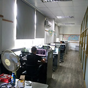 Dongguan Qiwei Metal And Mold Factory - Our sales office