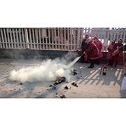 Anji Qingyun Jute Textile Mill - Our Fire Drill Training