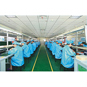 Shenzhen Nice Contact Technology Co., Ltd - Production Line