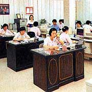 Chyao Shiunn Electronic Industrial Ltd - A view of our office