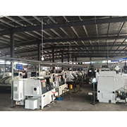 Qingdao Zehan Machinery Manufacturing Co. Ltd - Our Workshop