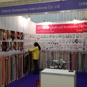 Chanch Accessories International Co. Ltd - Our Booth in Fashion Fair