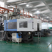 Kunway Technology Co.,Ltd - Our injection work shop