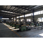 Qingdao Zehan Machinery Manufacturing Co. Ltd - Our Full Automatic Lathe Department