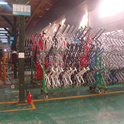 Tianjin Z-home Bicycle and Technique Com.,LTD - Painting Quality Cheaking Department