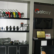 Zhejiang Galaxy Machinery Manufacture Co. Ltd - Our sample room