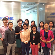 Shanghai Kingstronic Co. Ltd-Our Sales Team