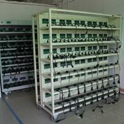 Shenzhen Jipu Electronics Co. Ltd - Our Aging Room