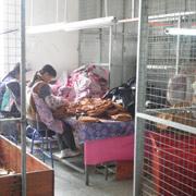 Fuzhou Oceanal Star Bags Co. Ltd - Our first inspection