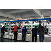 Cixi Waylead Electric Motor Manufacturing Co. Ltd - New Assembly Line