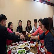 Zhongshan Jinrun Electronic Co. Ltd - Staff Bonding Moment