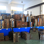 Ningbo Junye Stationery & Sports Articles Co. Ltd - Some of mould for customers