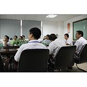 Dongguan SanChuang Metal & Plastic Co.Ltd - During Our Meeting