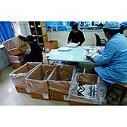 Recase International Trading (Dalian) Co. Ltd - Assemble and package line