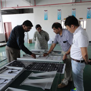 Esavior (Guangzhou) Green Energy Co. Ltd - During factory audit