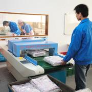 Shanghai Hongbin International Co.Ltd - Inside our QC area