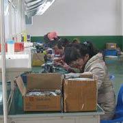 Ningbo LED Lighting Co Ltd - Inside our production area