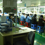 Samsony Technology Co. Ltd - Production line