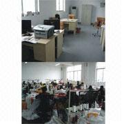Shanghai Senior Flags Manufacture Co. Ltd - workshop