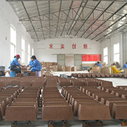 CaocuntyTianfeng wooden products Co.,ltd - Our Packing Room