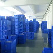 Engine Wireless Inc. - Our storage warehouse