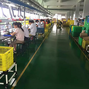 Shanghai Kingstyle Electrical MFY Co. Ltd - Our Assembly Line