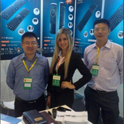 Shenzhen Chitongda Electronic Co. Ltd - We participate in security exhibition