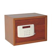 Jiangsu Shuaima Security Technology Co.,Ltd - our newest wood-grain safe box with LED display