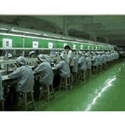Engine Wireless Inc. - Our production line