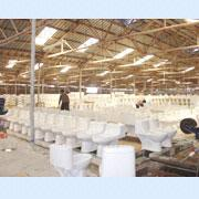 Wenzhou Times Co. Ltd (Dept. 4) - Toilet production line