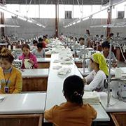 Shanghai Alliance Glory International Co. Ltd - Our production line