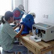 Anionte International(Zhejiang) Co. Ltd - Product development machine