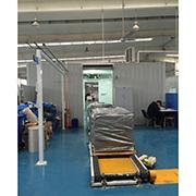 Zhengzhou Kaixue Cold Chain Co.,Ltd. - Our Ex-factory testing room
