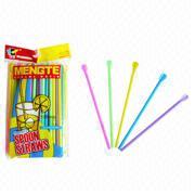 Yiwu Mengte Commodities Co. Ltd-Spoon straws