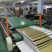 Champ Honest Ltd - Automatic corrugated laminating machine