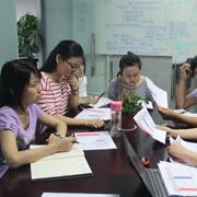 Shanghai Hongbin International Co.Ltd-Team's brain storming