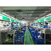 Shenzhen Lingbenyang Industry Co. Ltd - Our Production Line