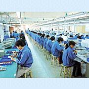 HanRun Electronics Company Limited - Manufacturing lines