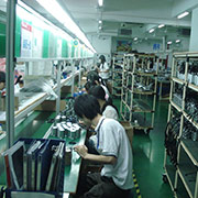 Hongkong Iview Technology Limited - Our production line