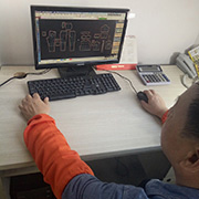 Guangzhou Norboe Garment Co.Ltd - Creative R&D staff at work