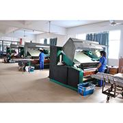 Zhejiang Huayuan Textiles Co. Ltd. - Our Production Inspection